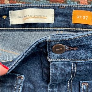 Pilcro and the Letterpress Jeans - Pilcro Jeans from Anthropologie